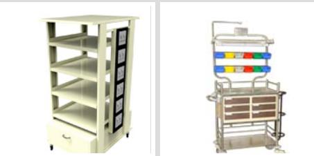 Biotech Hospital Furniture